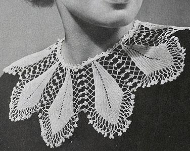 Renaissance Collar Pattern #2113