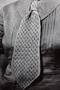 Dotted Tie Pattern #314