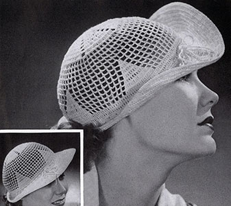 Skyway Hat Pattern #2171