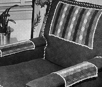Peasant Chair Set Pattern #7044