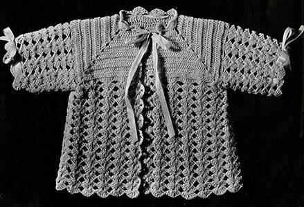 Wee One Baby Set Pattern #531