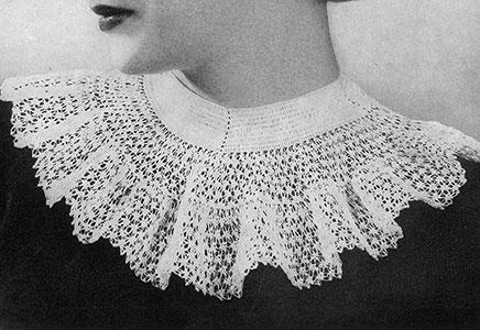 Patricia Collar Pattern #2212
