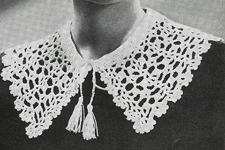 Boucle Collar Pattern #2220