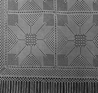 Arrowhead Bedspread Pattern #611