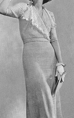 Pinehurst Dress Pattern #1095