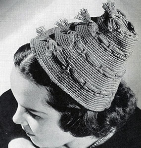 High Hat Pattern #2234