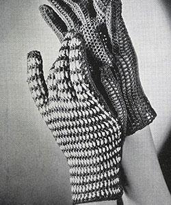 Sport Glove Pattern #2240