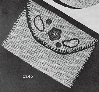 Envelope Handbag Pattern #2245