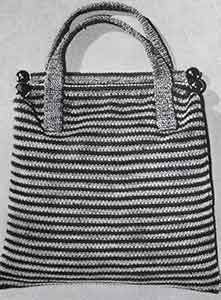 Knitting Bag Pattern