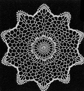 Venetian Doily Pattern #739