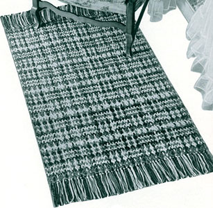 Provincial Rug Pattern
