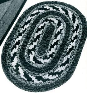 Round and Round Rug Pattern