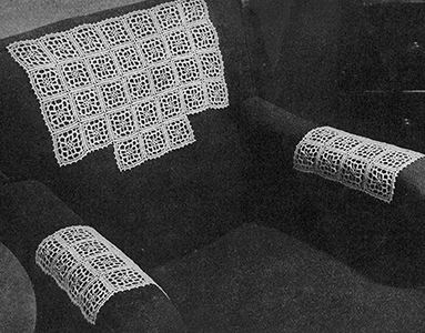 Chair Set Pattern #228