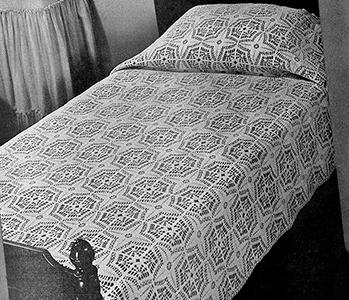 Weathervane Bedspread