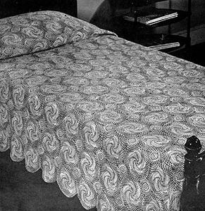 Windmill Bedspread