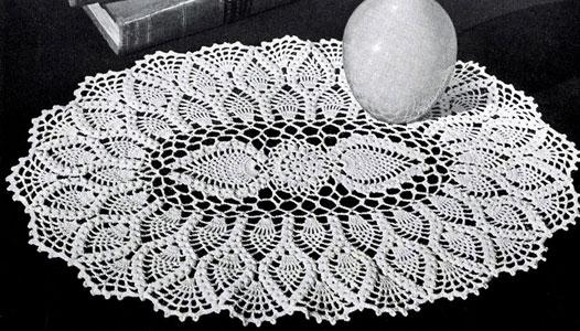 Diagram Crochet Doilies Pattern Www Picswe Com