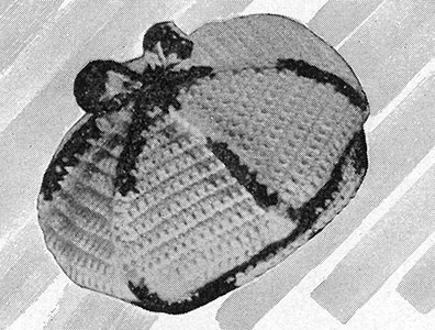 Beret Pattern #1517
