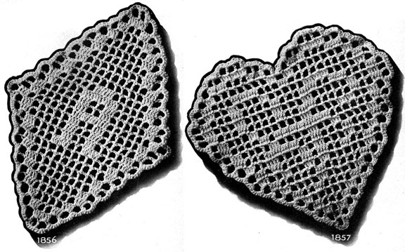 Filet Crochet Medallions Patterns
