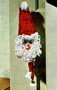 Santa Door Knob Pattern