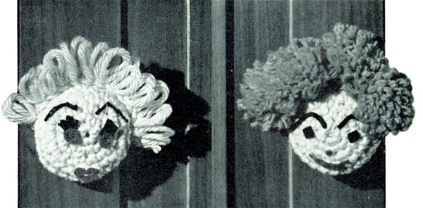 Doorknob Covers Patterns