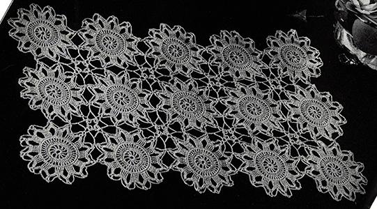 Doily Pattern #2204