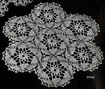 Doily Pattern #2205