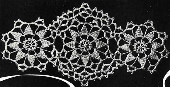 Doily Pattern #2206