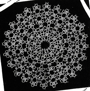 Tatted Doily Pattern #2209