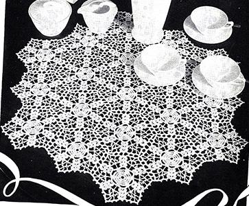 Doily Pattern #2220
