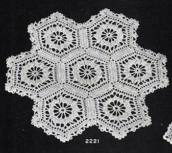 Doily Pattern #2221
