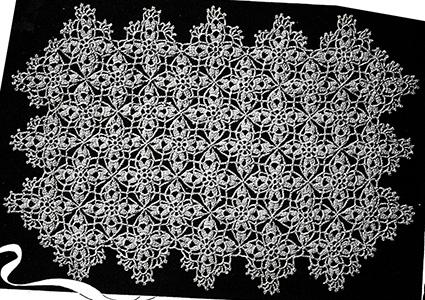 Doily Pattern #2224