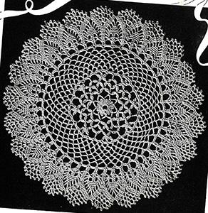 Doily Pattern #2225