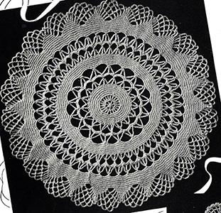 Doily Pattern #2226