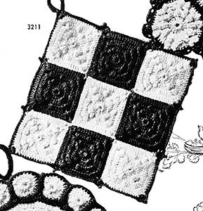 Potholder Pattern #3211