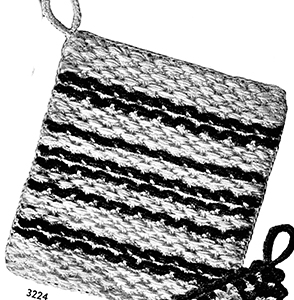 Potholder Pattern #3224