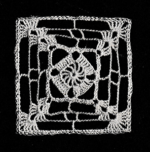 Square Medallion Pattern