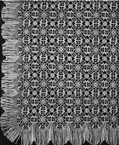 Octagon Bedspread Pattern