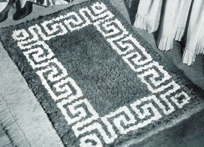 Classic Rug Pattern