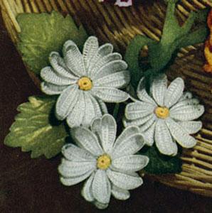 Daisy Corsage Pattern