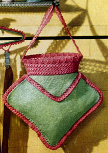 Terry Cloth Laundry Bag Pattern
