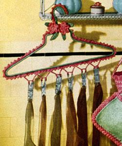 Hosiery Hanger Pattern
