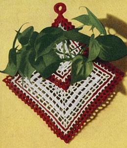 Plant Hanger Pattern