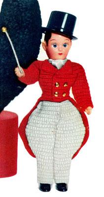 Ringmaster Doll