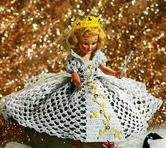 Fairy Princess Doll Pattern