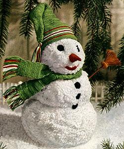 Mr. Snowman Pattern