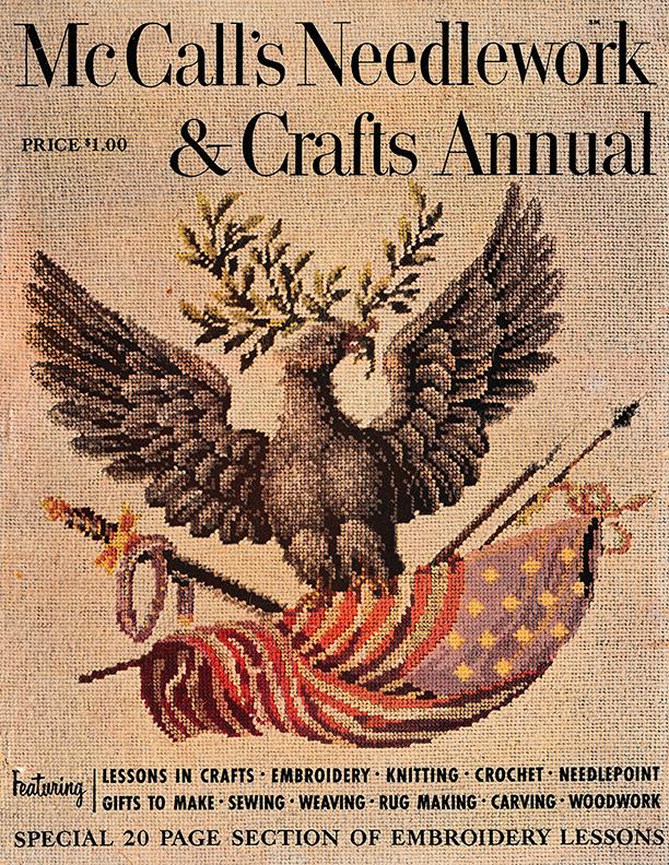 McCall's Needlework & Crafts Magazine | Annual Volume III