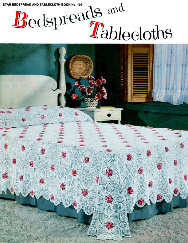 Bedspreads and Tablecloths | Star Book No. 109