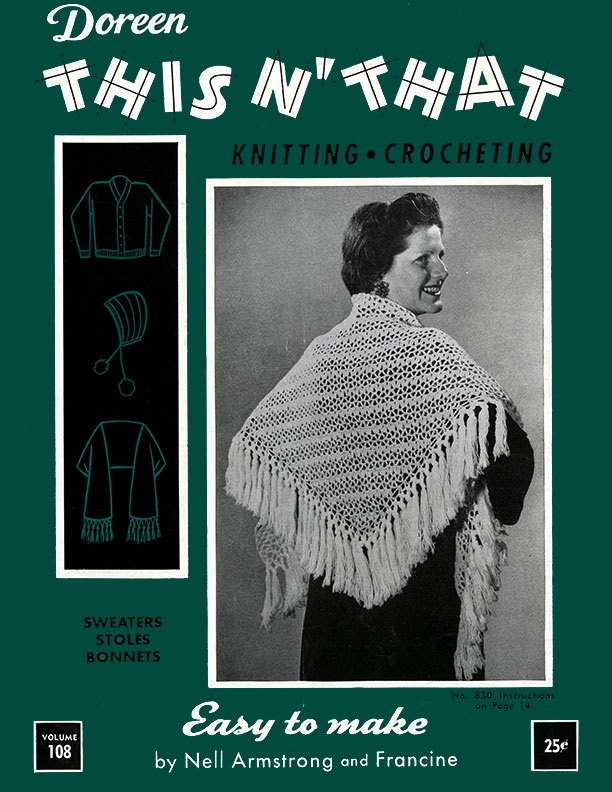 This N' That | Volume 108 | Doreen Knitting Books