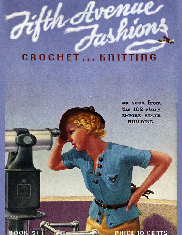 Fifth Avenue Fashions | Book No. 51 | The Spool Cotton Company