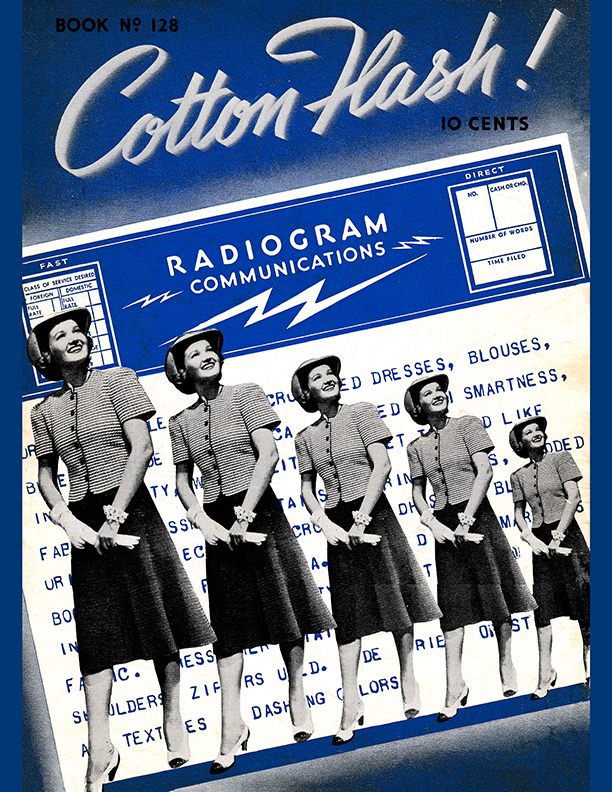Cotton Flash! | Book No. 128 | The Spool Cotton Company